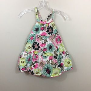 Genuine kids from Oshkosh floral sundress